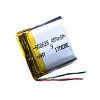 Аккумулятор для Smart Watch 602626 Q200, Q100, 400mAh