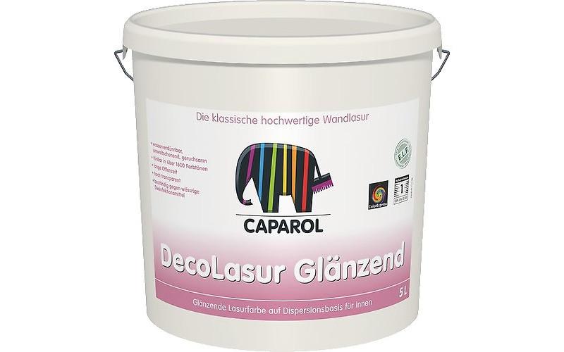 DecoLasur Glänzend 2,5л глянцевая лессирующая краска на дисперсионной основе для внутренних работ