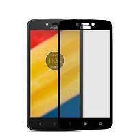 Защитное стекло 2.5D для Motorola Moto C (XT1750)