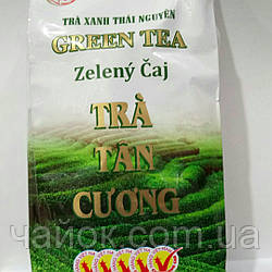 Вьетнамский зеленый чай TRA TAN CUONG 200 гр