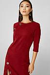 2220 платье Кими, вишня (44), фото 3