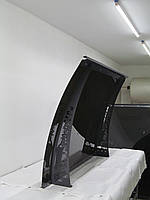 Металевий збірний дашок Dash'Ok Фауна 2,05м*1м з сотовим полікарбонатом 6мм