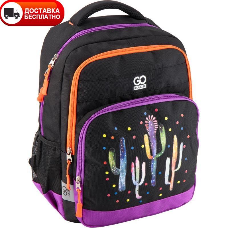 Рюкзак школьный для девочки GoPack GO19-113M-1