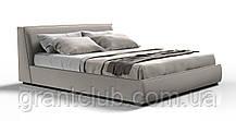 Мягкая кровать DION фабрика ALBERTA (Италия)