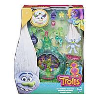 Игровой набор Hasbro Trolls Диско-кокон (E0145_E0417)