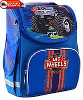 Рюкзак SMART 555971 каркасный PG-11 Big Wheels, фото 1
