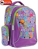 Рюкзак в школу для девочки SMART 556811 ZZ-02 Kotomania, фото 1