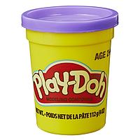 Пластилин в баночке Play-Doh 112 г фиолетовый (B6756-2)