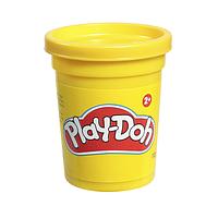 Пластилин в баночке Play-Doh 112 г желтый (B6756-4)