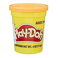 Пластилин в баночке Play-Doh 112 г оранжевый (B6756-5)