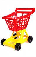Игрушка Technok Тележка для супермаркета желто-красный (4227-2)