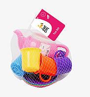 Набор Just cool игрушечная посуда розовый (314-2)