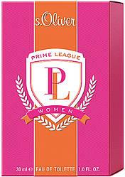 S. Oliver Prime League Women (30мл), Женская Туалетная вода  - Оригинал!