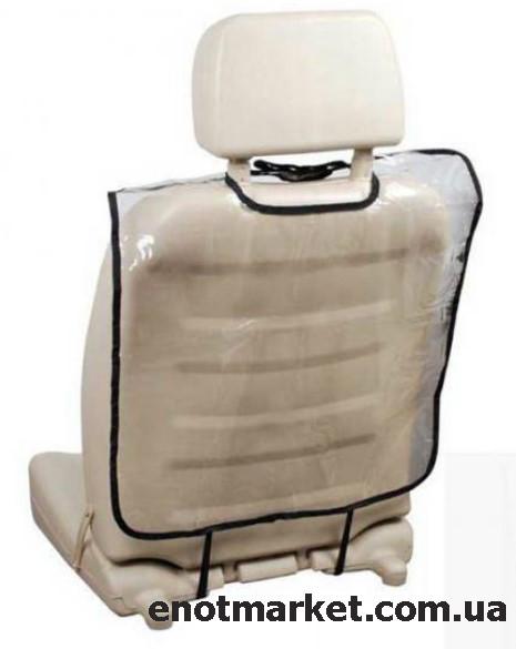 Защитный чехол на спинку переднего сиденья автомобиля от детских ног (58 * 42 см)