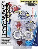 Игровой набор Hasbro Bey Blade Spryzen Спризен и Odax Одакс 2 Волчка (B9491_B9493), фото 1