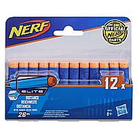 Набор стрел Hasbro Nerf Комплект из 12 шт. для бластеров (A0350), фото 1