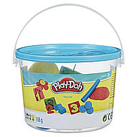 Набор пластилина Play-Doh мини ведерко Считалочка (23414_23326), фото 1
