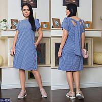 Стильное платье    (размеры 48-62)  0179-78, фото 1