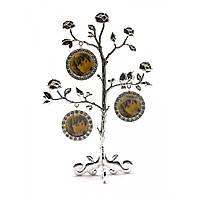"""Фоторамка """"Родовое дерево"""" (3 фото) (22,5х15х8,5 см)"""