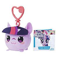 Мягкая игрушка Hasbro My Little Pony плюшевый брелок Искорка Clip (E0030_E0424)