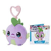 Мягкая игрушка Hasbro My Little Pony плюшевый брелок Спайк Clip (E0030_E0809)