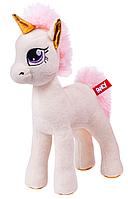 Мягкая игрушка Fancy единорог Молли белый (POM0)