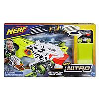 Игровой набор Hasbro Бластер-трек NERF Nitro E0408 Aerofury Ramp Rage (E0408), фото 1
