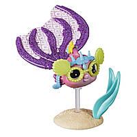 Игровой набор Hasbro Littlest Pet Shop премиум Рыбка Реба (E2161_E2430), фото 1