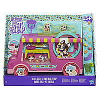 Игровой набор Hasbro Littlest Pet Shop автобус (E1840), фото 1