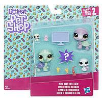 Игровой набор Hasbro Littlest Pet Shop семья черепах (B9346_E1013), фото 1