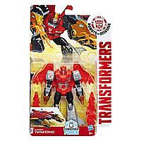 Трансформеры Hasbro Transformers Robots In Disguise Warriors Твинферно (B0070_C2345), фото 1