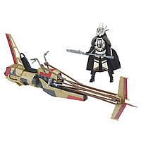Игрушка транспорт Hasbro Звездные Войны Хан Соло Star Wars Немезис (E0325_E1260)