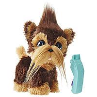 Мягкая игрушка Hasbro Furreal Friends интерактивный лохматый пес (E0497)