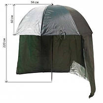 Зонт для рыбалки Ranger Umbrella 2.5M RA 6610, фото 3