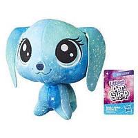 Мягкая игрушка Hasbro Littlest Pet Shop плюшевый зверек Nova Fluffpup (E0139_E2609)