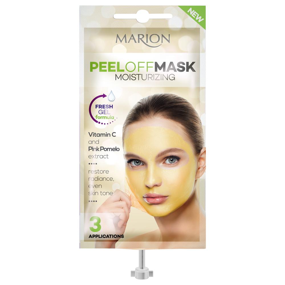 Зволожуюча маска-плівка для обличчя Marion Peel Off Mask Moisturizing 18 мл (4109032)