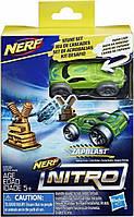Игровой набор Hasbro Nerf Nitro Препятствие и машинка (E0153_E2539), фото 1