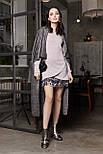 2284 платье Анжело, пудра (S), фото 4