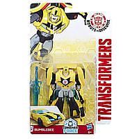 Трансформеры Hasbro Transformers Robots In Disguise Warriors Бамблби. Сила Комберов (B0070_B0907), фото 1