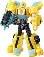 Трансформер Hasbro Transformers Cyberverse Bumblebee 10см (E1883_E1893), фото 1