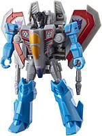 Трансформер Hasbro Transformers Cyberverse Starscream 10см (E1883_E1894), фото 1