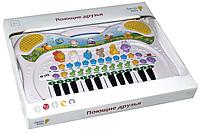 Игрушка Genio Kids-Art синтезатор Поющие друзья (PK39FY)