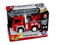 Игрушка Big Motors пожарная машинка на радиоуправлении (WY1550B)