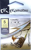 Крючок рыболовный Kamalsu Tomaru №5