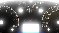 Шкалы приборов Chevrolet Aveo t250, фото 1