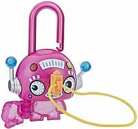 Набор Hasbro Lock Stars Pink Round Robot Замочки с секретом (E3103_E3191), фото 1