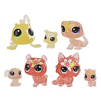 Игровой набор Hasbro Littlest Pet Shop 7 цветочных петов Тигровая Лилия (E5149_E5164), фото 1