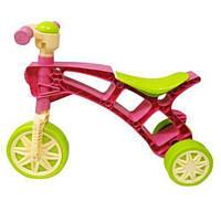 Ролоцикл Technok розовый с зеленым (3220-1)