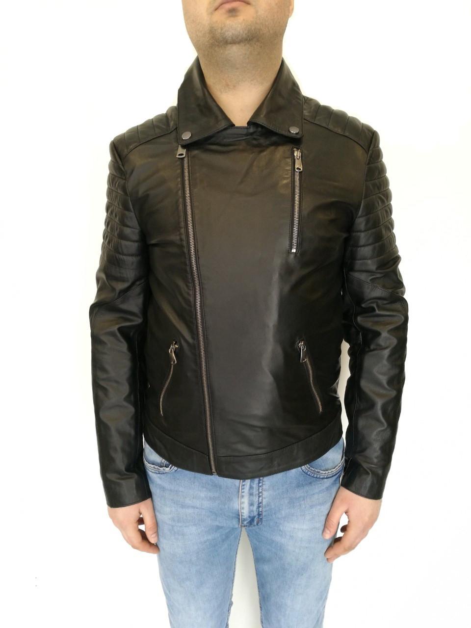 Куртка косуха Oscar Fur 455 Черный