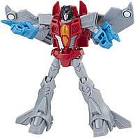 Трансформер Hasbro Transformers Cyberverse Starscream 14см (E1884_E1902), фото 1